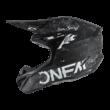Oneal 5series HR motocross sisak fekete - RideShop.hu MX webáruház