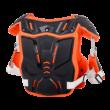 Oneal PXR műanyag cross páncél narancs - RideShop.hu webshop