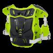 Oneal PXR műanyag cross páncél sárga - RideShop.hu webshop