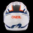 Oneal 3series Vision motokrossz sisak fehér-kék - RideShop.hu