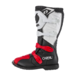 Oneal Rider PRO motokrossz csizma piros-fekete RideShop.hu webshop