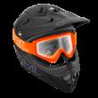 Oneal B-Zero krossz szemüveg narancs víztiszta lencsével - RideShop.hu