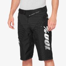 Ride 100% R-Core kerékpáros rövidnadrág fekete - RideShop.hu