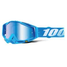 Racecraft Monoblock krossz szemüveg tükrös lencsével