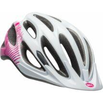 Coast MTB női normál fehér/rózsaszín sisak