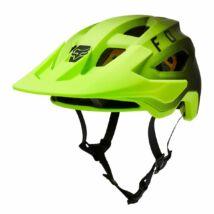 FOX Speedframe MIPS kerékpár sisak fluo sárga-fekete - RideShop.hu