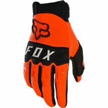 Fox Dirtpaw kesztyű fluo narancs