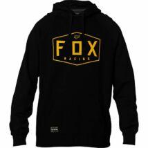 Crest Fleece pulóver fekete