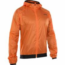 Shelter Windbreaker kabát narancs