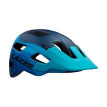 Chiru kerékpáros sisak kék acél