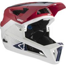 Leatt DBX 4.0 Enduro sisak lecsatolható állrésszel - RideShop.hu