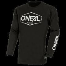 Oneal Element Hexx V22 hosszú ujjas pamut mez fekete - RideShop.hu