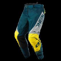 Oneal Hardwear Surge hosszú krossz nadrág kék-sárga