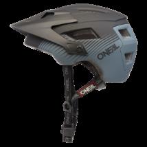 Oneal Defender Grill V22 kerékpáros sisak fekete-szürke - RideShop.hu