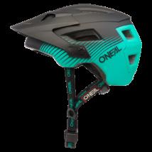Oneal Defender Grill V22 kerékpáros sisak fekete-zöld - RideShop.hu