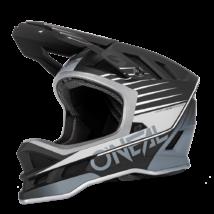 Oneal Blade Delta V22 kerékpáros fullface sisak szürke - RideShop.hu