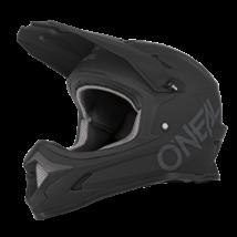 ONeal Sonus Solid kerékpáros fullface sisak matt fekete - RideShop.hu