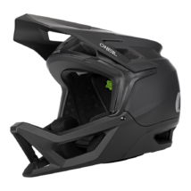 Oneal Transition Solid kerékpáros fullface sisak fekete