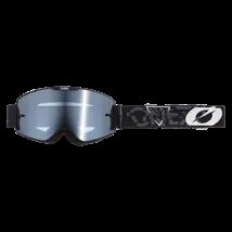 Oneal B20 Strain V22 fekete zárt szemüveg tükrös lencsével RideShop.hu