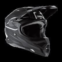 3series Riff 2.0 motokrossz sisak fekete/szürke