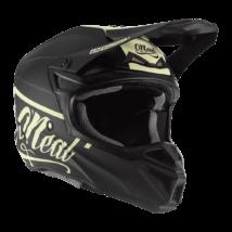 5series Reseda limitált motocross sisak fekete