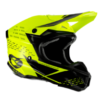 5series Trace motocross sisak neon sárga
