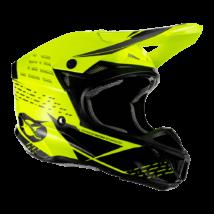 Oneal 5series Trace motocross sisak neon sárga - RideShop.hu webshop