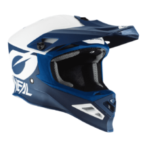 8series 2T motocross sisak kék