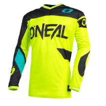 Oneal Racewear hosszú ujjas mez neon sárga