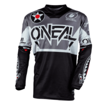 Oneal Element Warhawk krossz mez szürke - RideShop.hu webshop