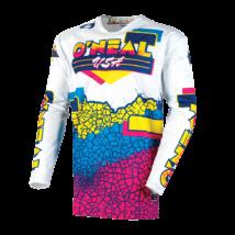 Oneal Mayhem Crackle 91 mez fehér - RideShop.hu webshop