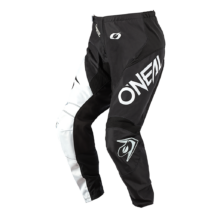 Element Racewear hosszú nadrág fekete-fehér