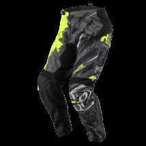 Element Ride krossz nadrág fekete-neon sárga