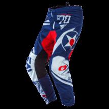 Element Warhawk hosszú cross nadrág kék