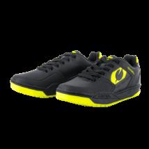 Pinned SPD kerékpáros cipő neon sárga-fekete