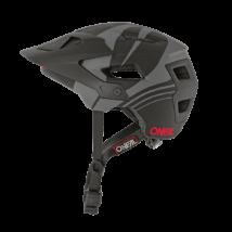 Defender Nova kerékpár sisak fekete-szürke L-XL méretben