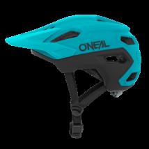Trailfinder Solid kerékpáros sisak kékeszöld