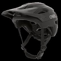 Trailfinder Solid kerékpáros sisak fekete