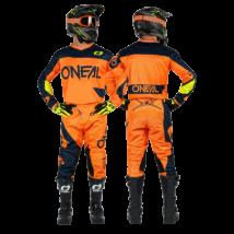 Element Racewear 2021 krossz szett (nadrág+mez) narancs