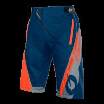 ONEAL Element FR Hybrid downhill kerékpárosrövidnadrág kék-narancs