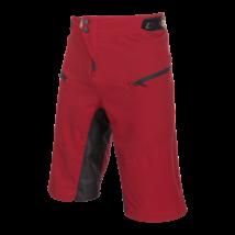 Pin It kerékpár rövidnadrág piros