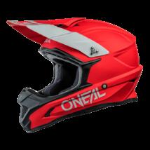 Oneal 1Series Solid motocross sisak matt piros RideShop.hu