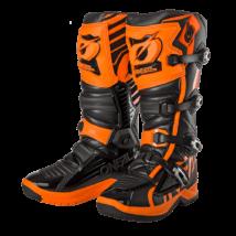 RMX motokrossz csizma narancs/fekete