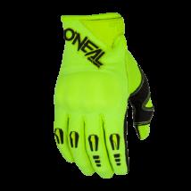 Hardwear protektoros kesztyű neon sárga