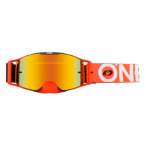 B30 Bold zárt szemüveg tükrös lencsével narancs