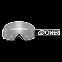 B50 Force krossz szemüveg ezüst tükrös lencsével fehér