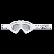 B-Zero krossz szemüveg fehér víztiszta lencsével