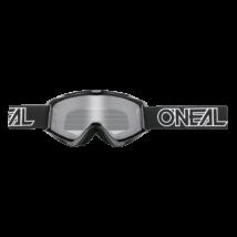 Oneal B-Zero krossz szemüveg fekete víztiszta lencsével - RideShop.hu
