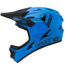 Seven 7iDP M1 kerékpáros fullface sisak matt kék - RideShop.hu