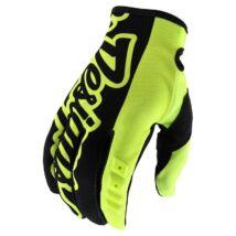 Troy Lee Design GP kesztyű neon sárga